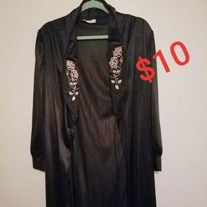 ✔ Women's Nylon robe ✔